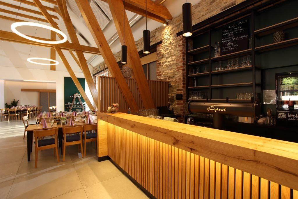 Thekenbau und Gastronomieeinrichtung von Ohntrup
